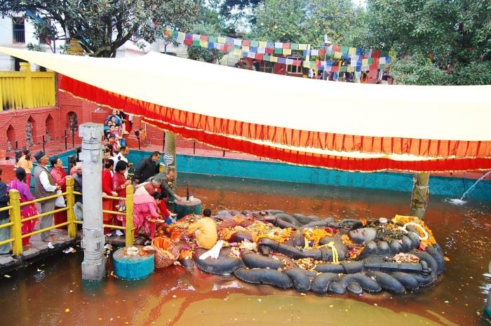 budhanilakantha